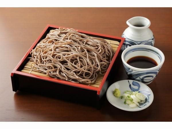 信州産そば(420円)