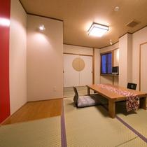広めの和室11.5畳のお部屋