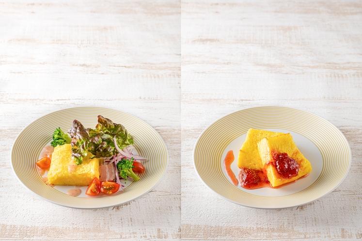 朝食(2021年4月~):幸せの豆乳フレンチトースト