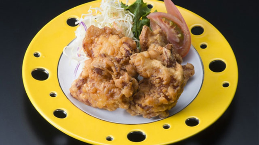 一品料理 鶏の唐揚げ
