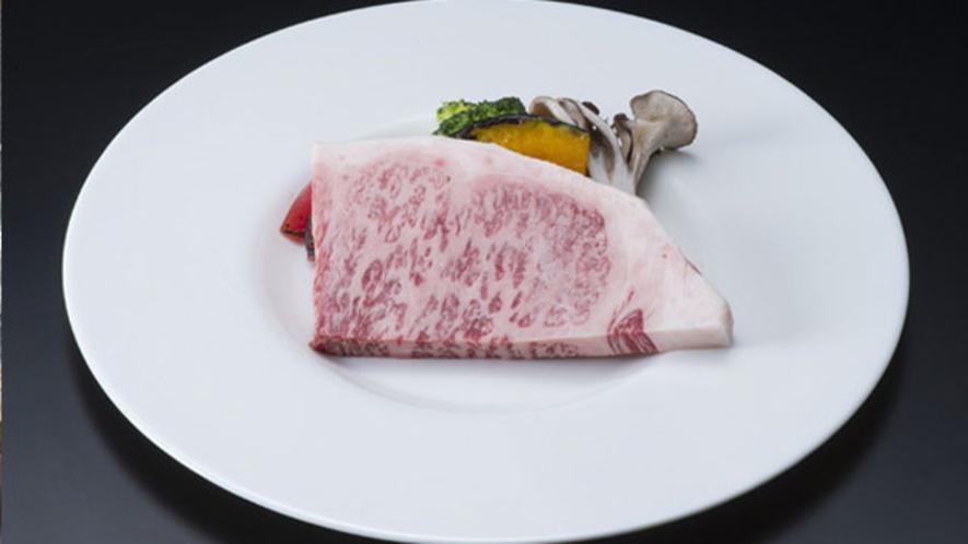 一品料理 栃木県産黒毛和牛ステーキ120g