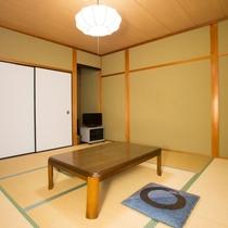 【和室8畳】2~3名様ご利用のお部屋