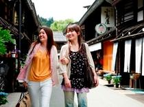 【観光】古い街並み