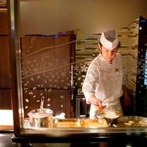 【ビュッフェ】揚げたて天ぷら