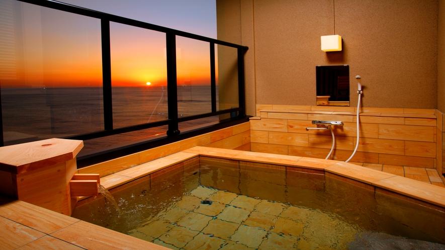 本館 客室露天風呂
