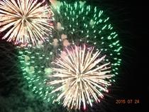 毎年7月14日は相差町の天王祭り 夜は花火