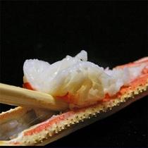 """ほくほく♪蟹と言えば""""焼きガニ""""は外せない!(一例)"""