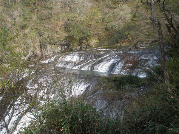 袋田の滝 上部