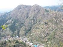 生瀬富士と滝美館