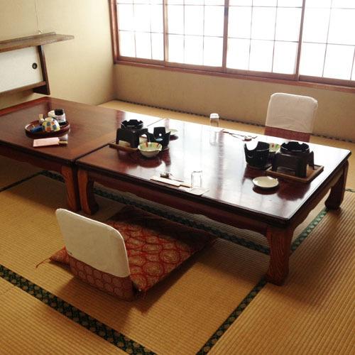 会食室一例