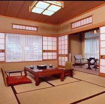 客室「脇乃館」の一例