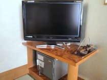 全室地デジ対応大型TV