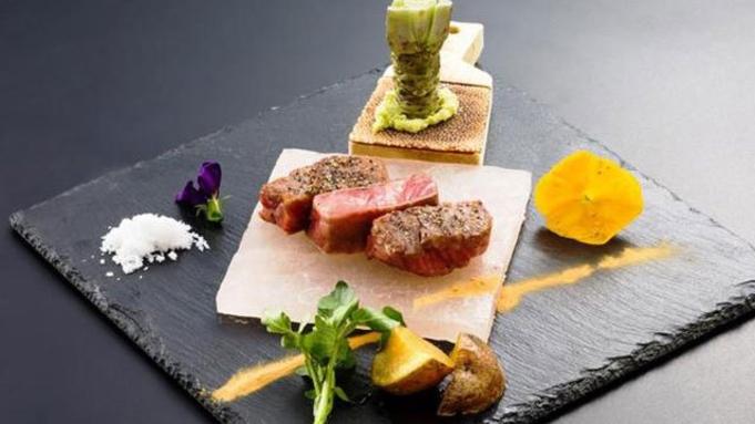 牛肉3大料理 しずおか産 【和牛づくし懐石】プラン