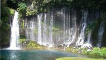 「白糸の滝」 世界文化遺産の構成資産。
