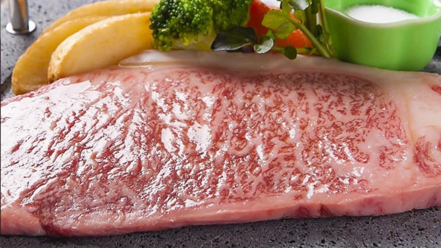 特選和牛「静岡そだち」ステーキ
