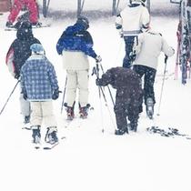 近隣にスキー場もございます。