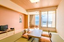 客室 2階 陽