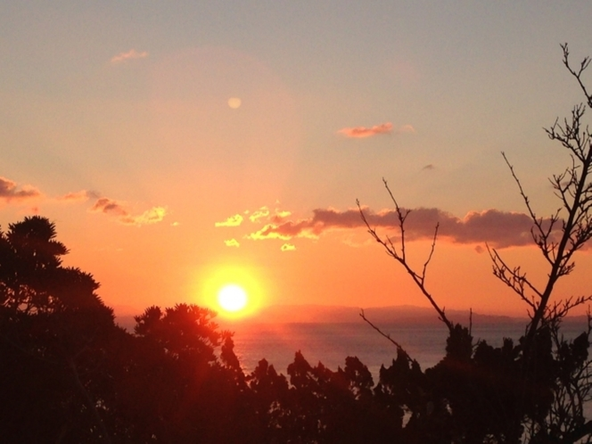 鹿児島 初日の出