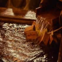 天然温泉大浴場「灯の湯」