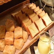レストラン「北の番屋」パン