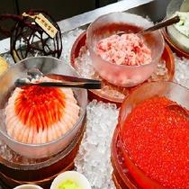 レストラン「北の番屋」名物'海鮮丼'