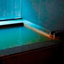 客室天然温泉