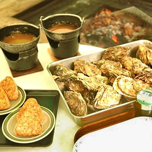 牡蠣小屋イメージ