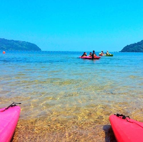 琵琶湖の大きさときれいさにびっくり!?