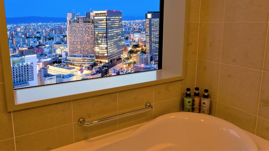 【客室】ジュニアスイートバスルーム