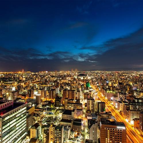 【客室】客室からの夜景