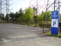 第一無料駐車場 22台駐車可能