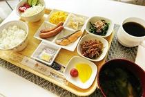 朝食(御膳)