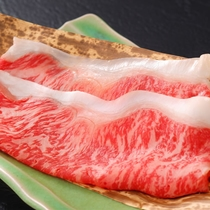 ロマン亭追加料理『仙台牛』