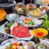 和食膳プラン『椛の膳』一例