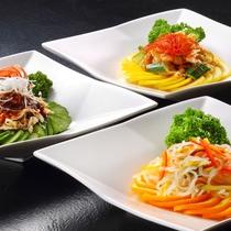 バイキングメニュー一例『中華前菜』