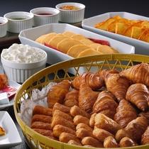 朝食メニュー一例『朝食パン』