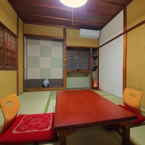 ■旧館 和室6~8畳■~古民家風の小さめルーム~