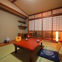 【和室6~8畳◆禁煙】 やすらぎの清流の間 -竹・梅・相良・五木-