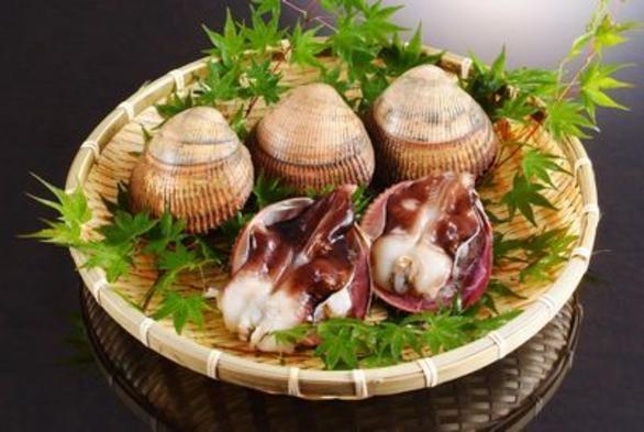 【5月〜6月限定】丹後の初夏の味覚「とり貝」を食す会席プラン
