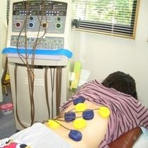 施術物理療法