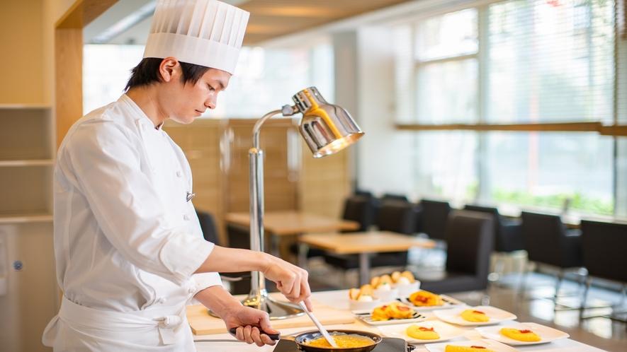 【博多東急REIホテル】朝食イメージ画像