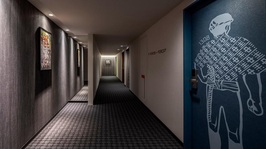 【博多東急REIホテル】コンセプトフロアイメージ画像