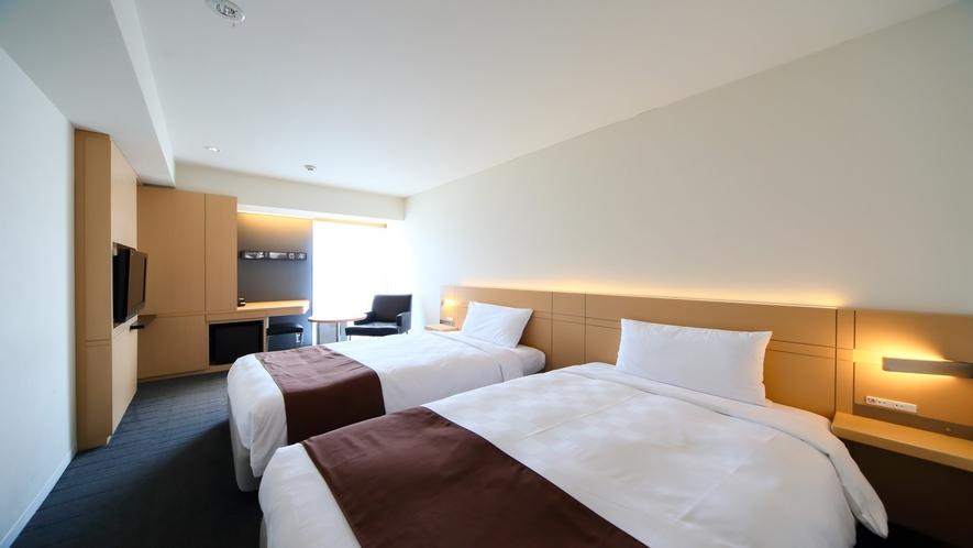 【博多東急REIホテル】スタンダードツインルームイメージ画像