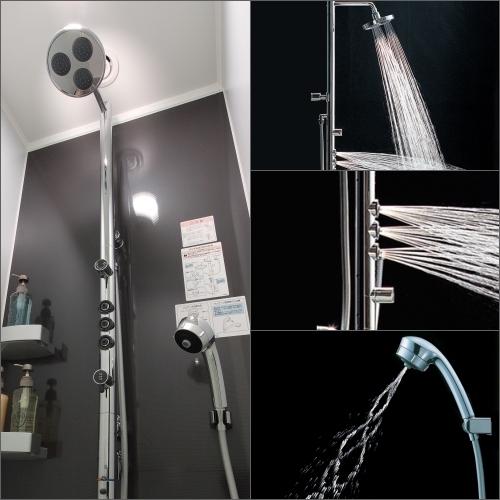 シャワー全種(ダブル・スタンダードツイン)