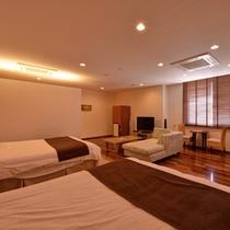 *ジュニアスイート(1305号室)/リゾート気分で優雅なご滞在をお過ごしください。