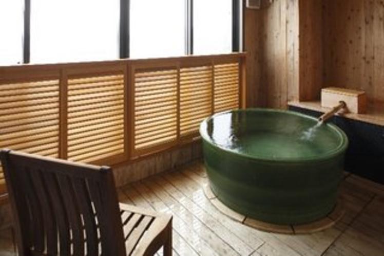 客室付き展望風呂(展望風呂付和室)