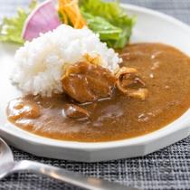地鶏入り奈良野菜カレー