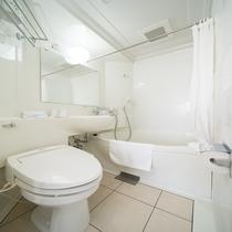 清潔なバスルームです♪
