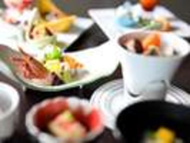【旬菜の膳】夕食の一例