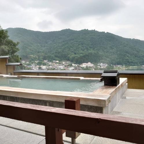 最上階露天風呂【富士見の湯】